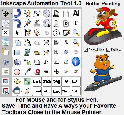 inkscape automation