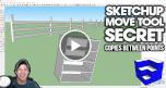 sketchup move tool